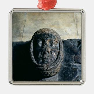 Efigie del conde del mariscal de Guillermo del Pem Ornamentos Para Reyes Magos