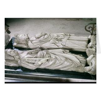 Efigies de Felipe III el intrépido y Felipe Felicitación