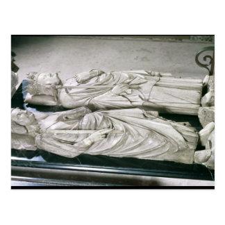 Efigies de Felipe III el intrépido y Felipe Postal