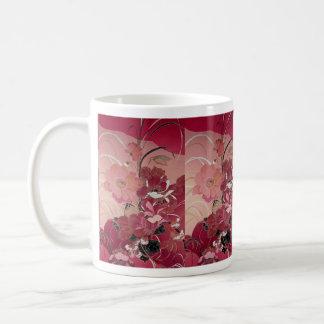 Efluvios hermosos tazas de café