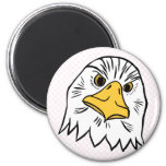 Efrain Eagle Fridge Magnet