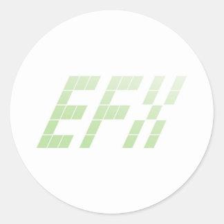 EFX Sticker
