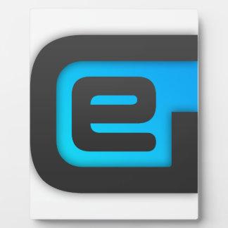 EG Basic Logo Plaque