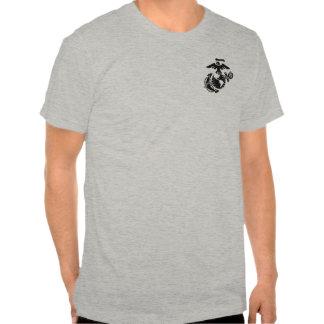 EGA del Uno-Color - Negro Camiseta