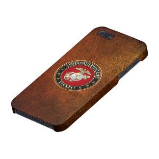 EGA del USMC edición especial 3D iPhone 5 Cárcasa