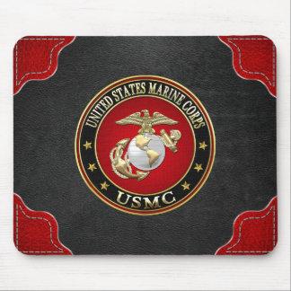EGA del USMC [edición especial] [3D] Alfombrillas De Ratón