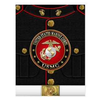 EGA del USMC [edición especial] [3D] Tarjeta Postal