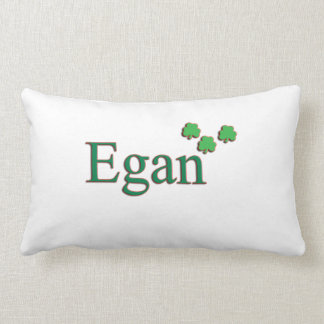 Egan Irish Family Name Pillow