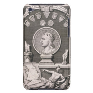 Egbert (d.839) King of the West Saxons, First Mona Barely There iPod Case