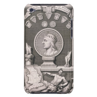 Egbert (d.839) King of the West Saxons, First Mona Barely There iPod Covers