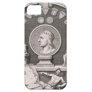 Egbert (d.839) King of the West Saxons, First Mona iPhone 5 Cases