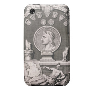 Egbert (d.839) King of the West Saxons, First Mona iPhone 3 Covers