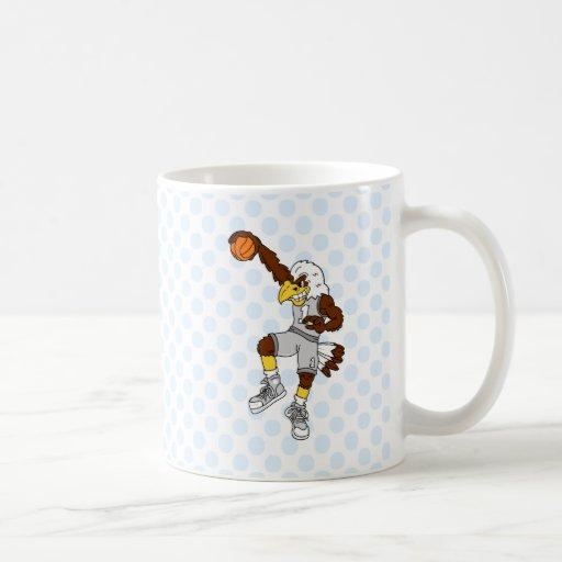 Egbert Eagle Classic White Coffee Mug