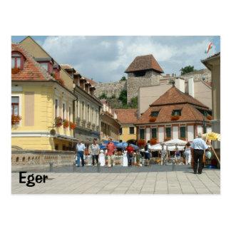 Eger Postales