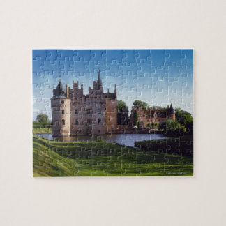 Egeskov Castle, Denmark Jigsaw Puzzle