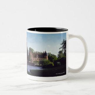 Egeskov Castle, Denmark Two-Tone Coffee Mug