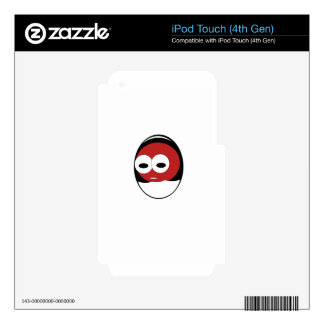 Egg1 Skins For iPod Touch 4G