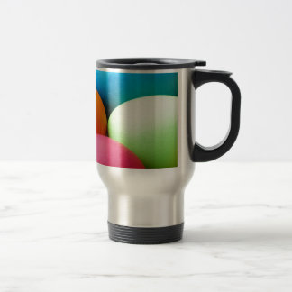 egg-100165 EGGY EGGS COLORFUL paint, color, colore Travel Mug