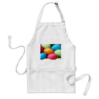 egg-100165 EGGY EGGS la pintura COLORIDA, color, Delantales