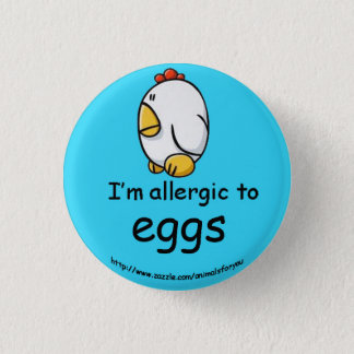 Egg Allergy Button