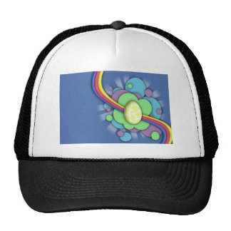 Egg and Rainbow, hat