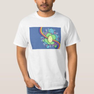Egg and Rainbow, light shirt