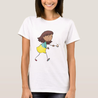 Egg and spoon race T-Shirt
