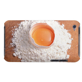 Egg and Wheat Flour iPod Touch Case