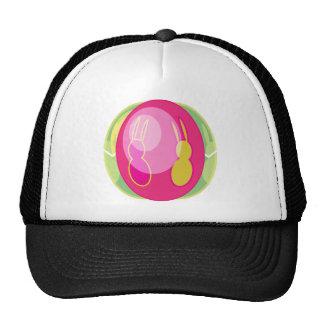 EGG-BUNN03.png Trucker Hat