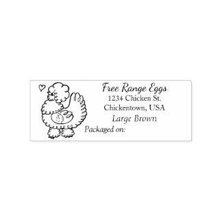 Egg Carton Stamp