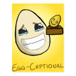 Egg-Ceptional Post Cards