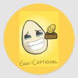 Egg-Ceptional Stickers
