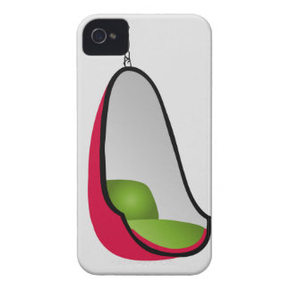 Egg chair- interior design furniture iPhone 4 covers