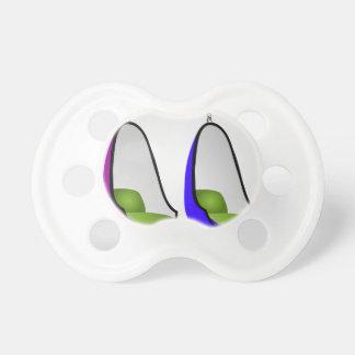 Egg chair- interior design furniture pacifier