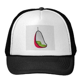 Egg chair- interior design furniture trucker hat