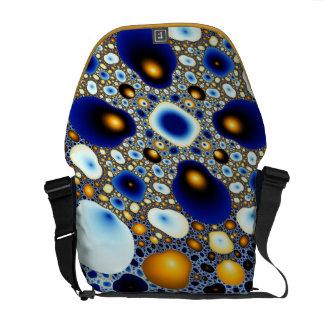 Egg Craters Messenger Bag
