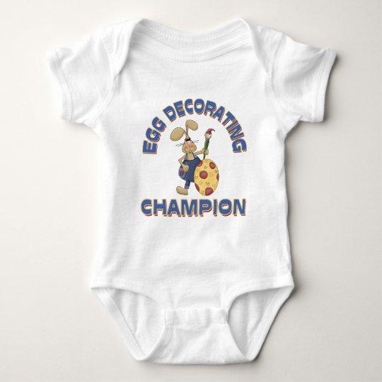Egg Decorating Champion Baby Bodysuit