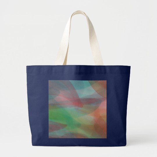 Egg Die Abstract Bag