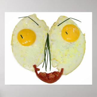egg face poster