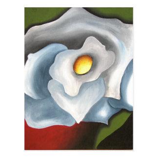Egg Flower Postcard