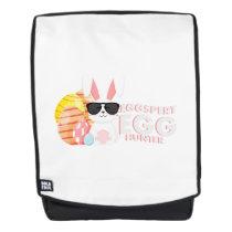 Egg Hunter Easter Bunny For Kids Gift Boy Girl Backpack
