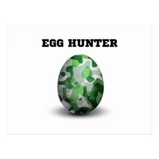 Egg Hunter Postcard