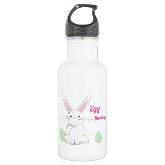 Egg Hunting 18oz Water Bottle