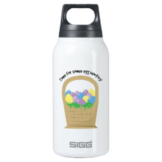 Egg Hunting 10 Oz Insulated SIGG Thermos Water Bottle