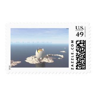 Egg Island Stamp