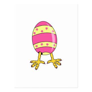 Egg Man Postcard