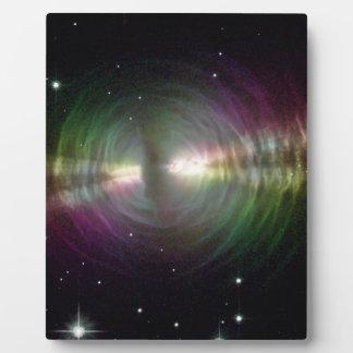 Egg Nebula - Space, Stars, Galaxy Plaque