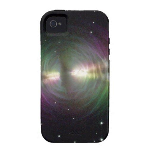Egg Nebula Vibe iPhone 4 Cover