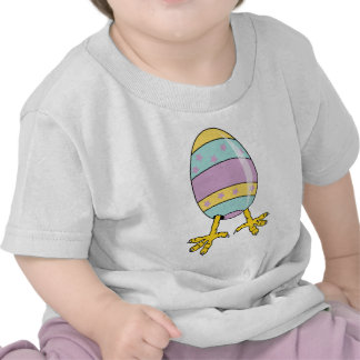 Egg On Legs Tee Shirts