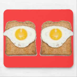 Egg on Toast Mousemat